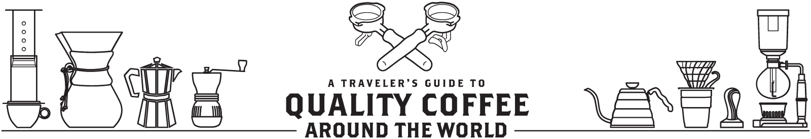 A Traveler's Guide to Quality Coffee Around the World
